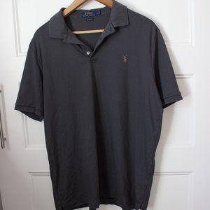 Polo Ralph Lauren Short Sleeve Grey Polo